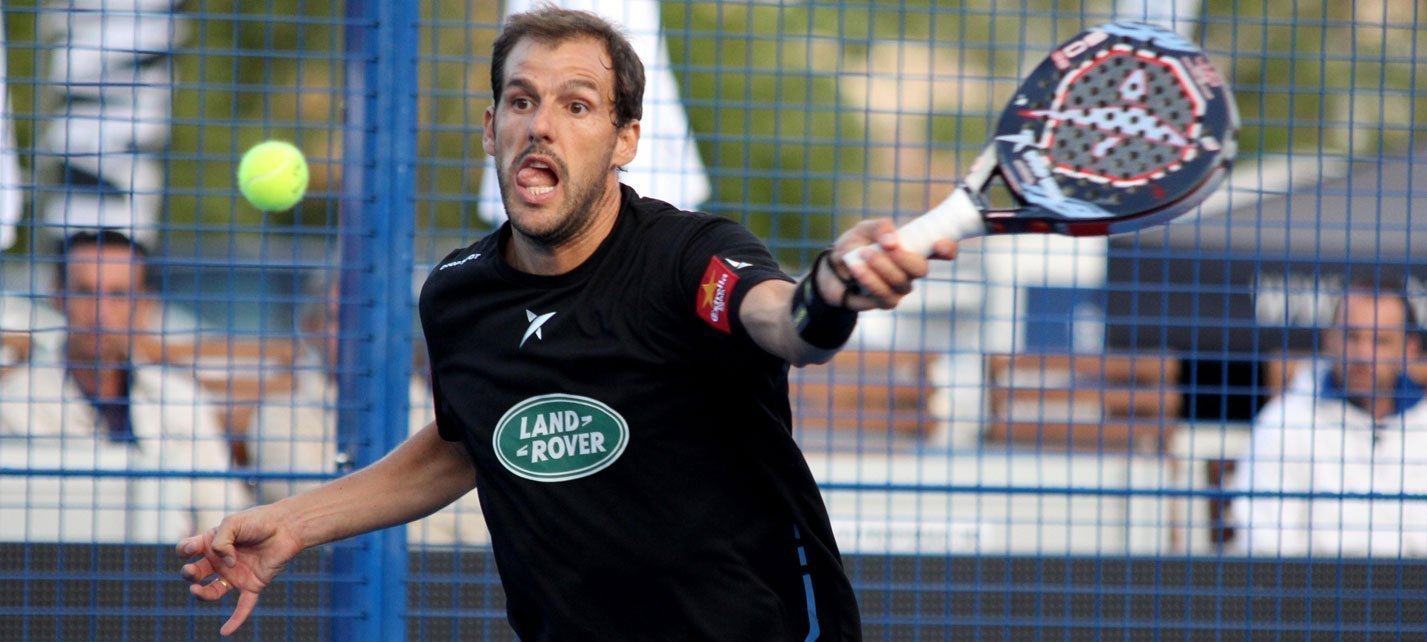 Juan Martín Díaz, todo un fuera de serie