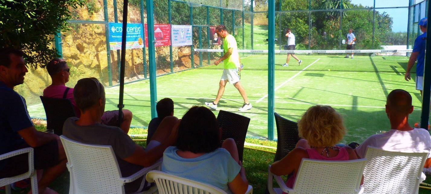 Crónica del Torneo de Pádel en el Club Serramar