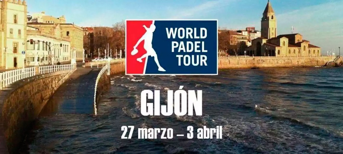 El World Padel Tour 2016 arranca en Gijón el 27 de Marzo