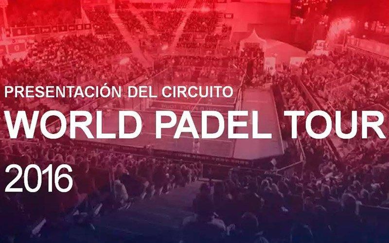 Ya se conoce la fecha de presentación del World Padel Tour
