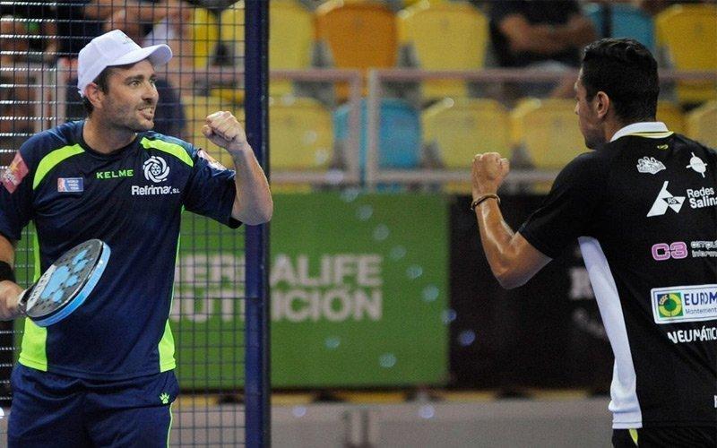 Crónica de los dieciseisavos del Gran Canaria Open