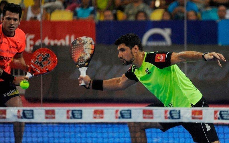 Los favoritos cumplen en los octavos del Gran Canaria Open