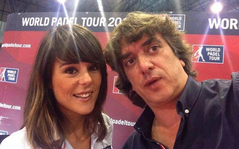 Andrea Ballester y Oscar Solé, fuera del World Padel Tour