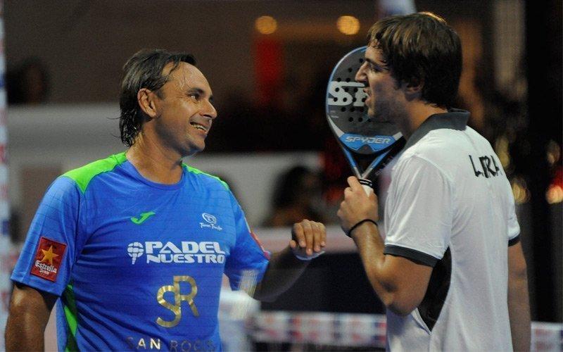 Godo y Lucho siguen en estado de gracia en los cuartos del Monte-Carlo Padel Master