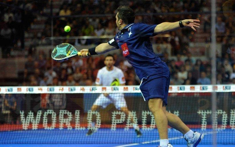 Cronica de las semifinales del Zaragoza Open