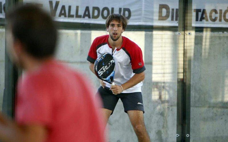 Lucho Capra jugará con David Gutiérrez el Zaragoza Open
