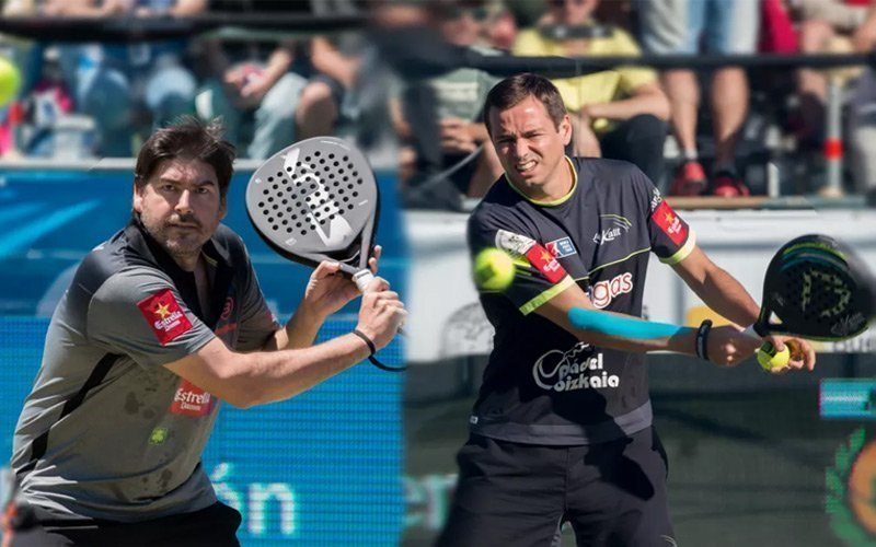 Cristian Gutiérrez y Marcello Jardim jugarán juntos el Keler Euskadi Open