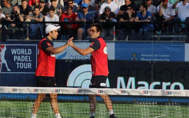 Bela y Lima se llevan en tres sets la final del Buenos Aires Padel Master