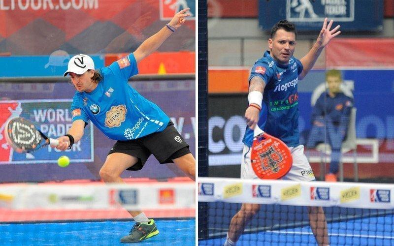 Tito Allemandi y Fede Quiles volverán a jugar juntos en 2018
