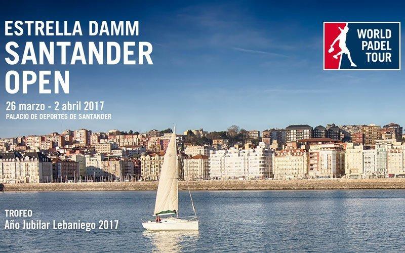 El World Padel Tour 2017 comenzará el 26 de marzo en Santander
