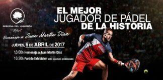 Homenaje a Juan Martín Díaz