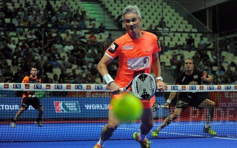 Lamperti y Moyano, protagonistas de unos cuartos del A Coruña Open muy atractivos