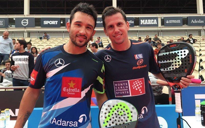 Paquito Navarro y Sanyo Gutiérrez no jugarán juntos en 2018