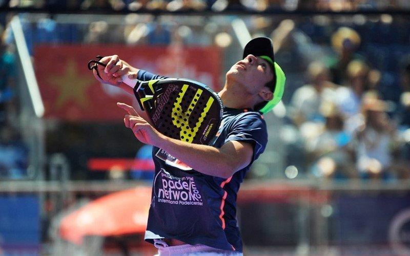 Chingotto y Tello hacen historia en los cuartos del Valladolid Open