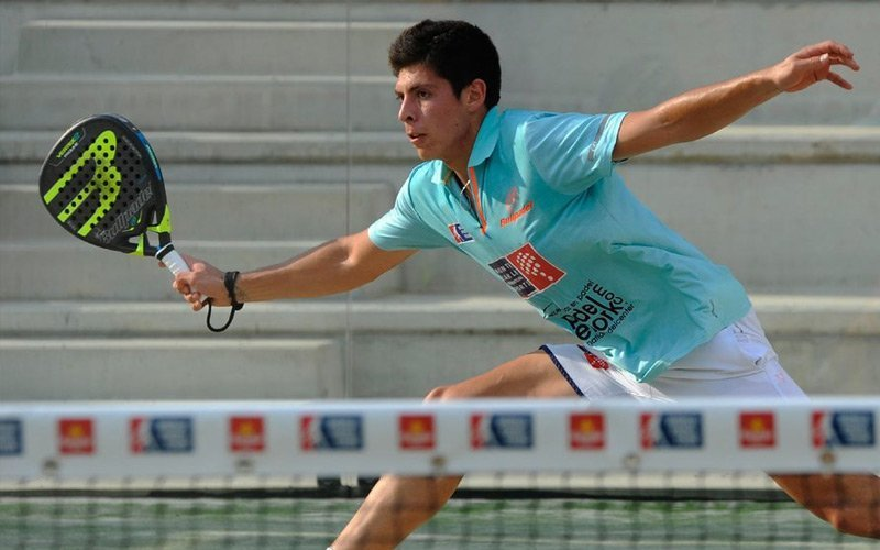 Tello y Chingotto son los protagonistas de los dieciseisavos del Valladolid Open