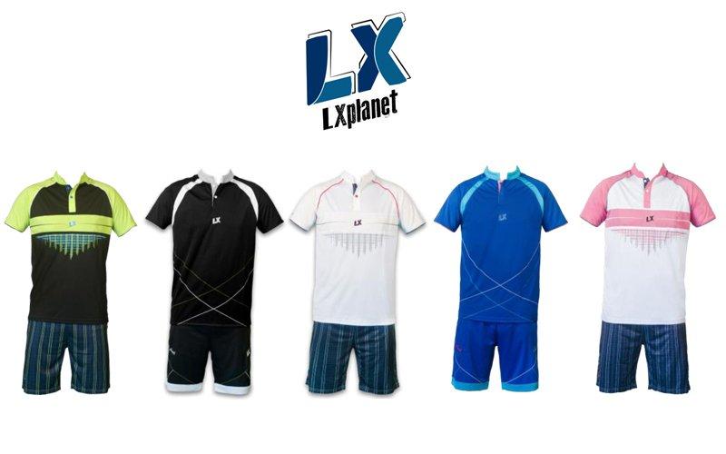 Os presentamos la colección de textil, paleteros y mochilas Lx Planet