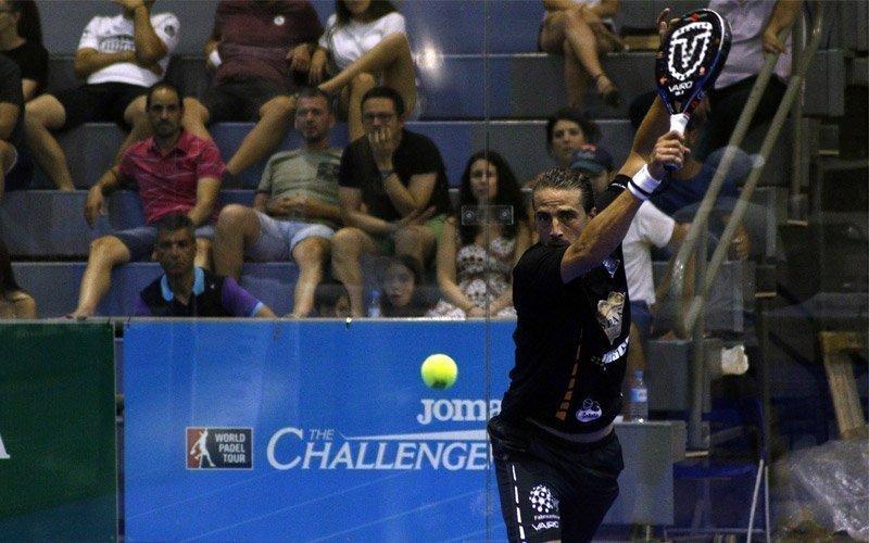 Crónica de los cuartos del Joma Murcia Challenger