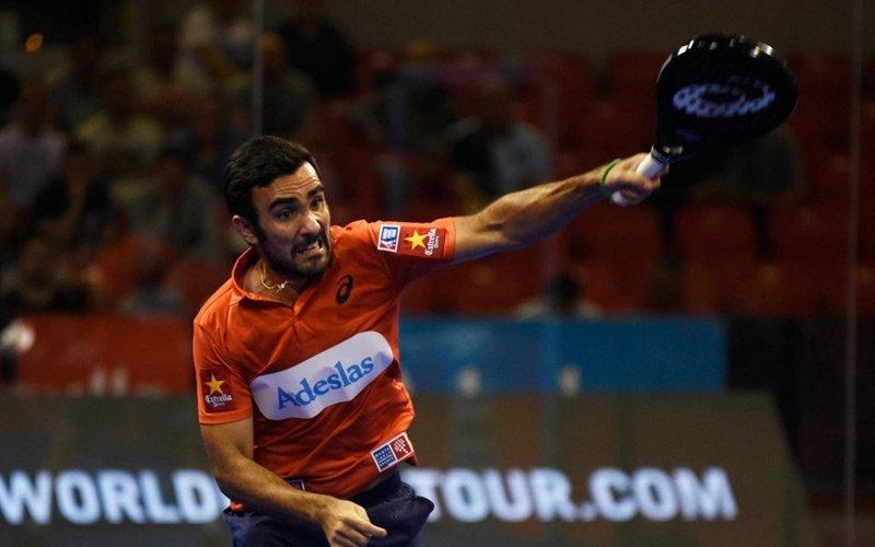 Octavos del Zaragoza Open: ya se conocen a las parejas masculinas clasificadas