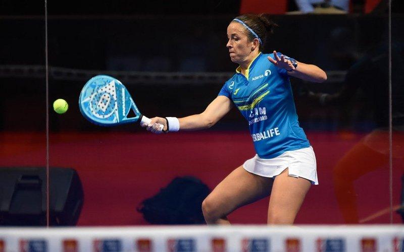 El toque más sutil del Zaragoza Open lo tuvo Patty Llaguno