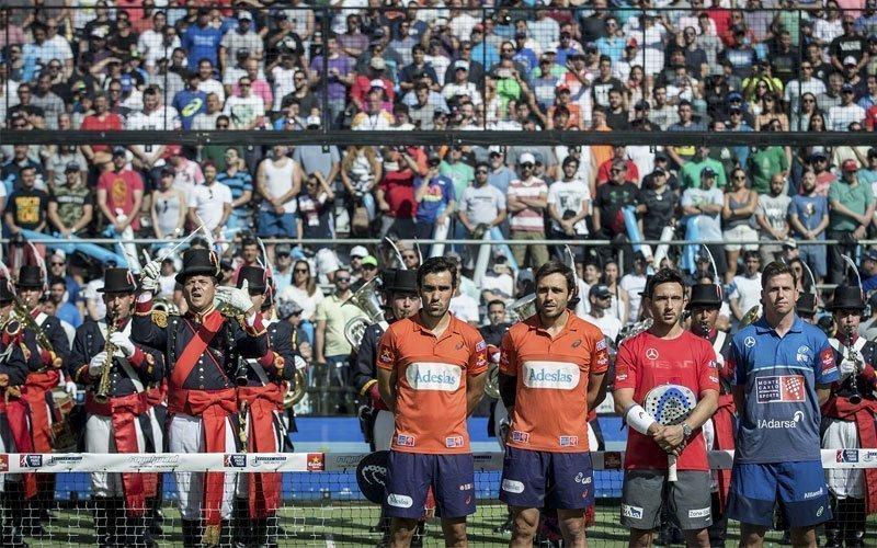 Crónica de la final del Buenos Aires Padel Master