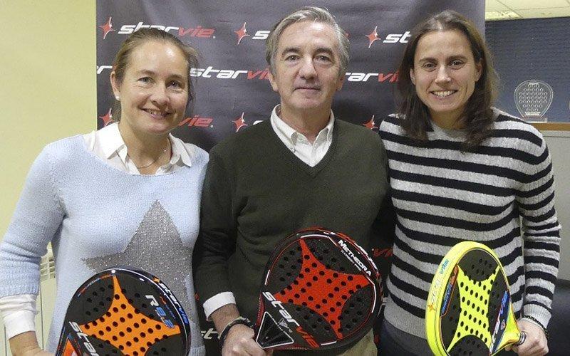 Carolina Navarro y Cecilia Reiter renuevan con StarVie