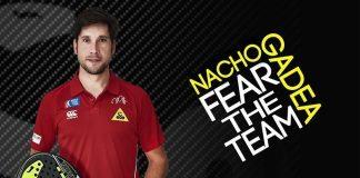 Nacho Gadea renueva por tres temporadas más con Vibor-A