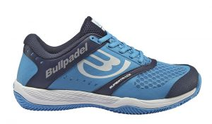 Zapatillas Bullpadel Betax azules claro