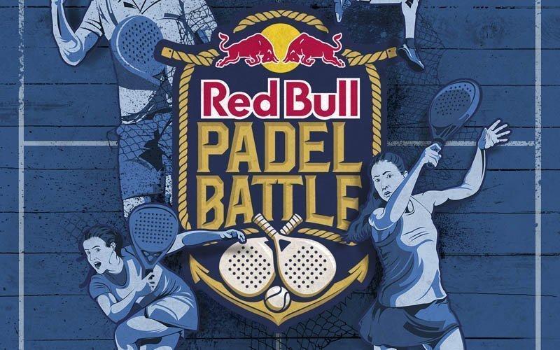 Red Bull presenta su circuito de pádel, Red Bull Padel Battle