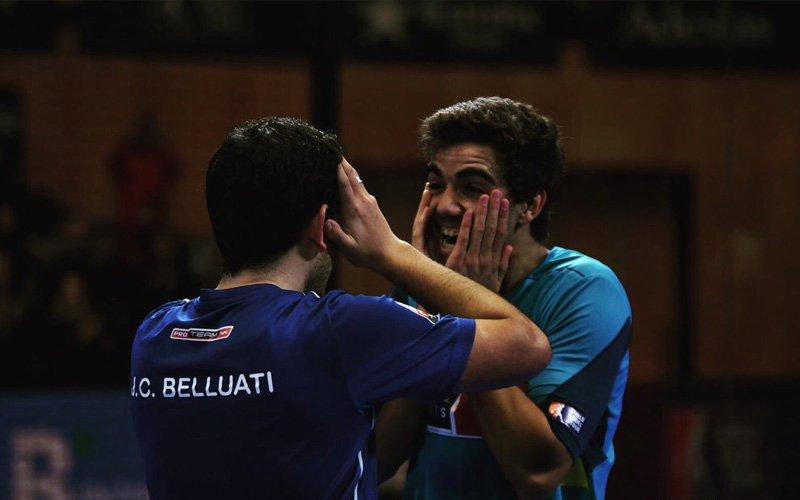 Los Juanes revolucionan las semifinales del Estrella Damm Catalunya Master