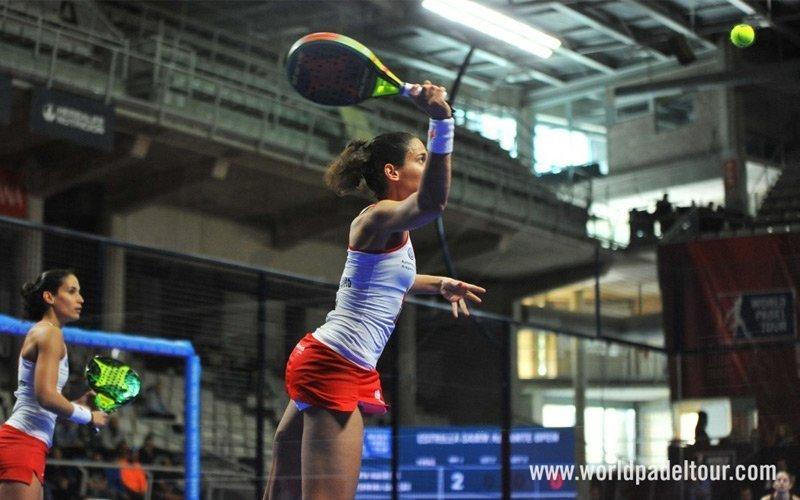 Ya se conocen los cruces del Estrella Damm Zaragoza Open