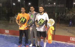 Torneo de Pádel Sportmadness en Las Rejas Open Club