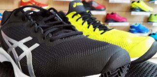 Court FF y Gel Court Speed, las nuevas zapatillas de pádel Asics de gama alta