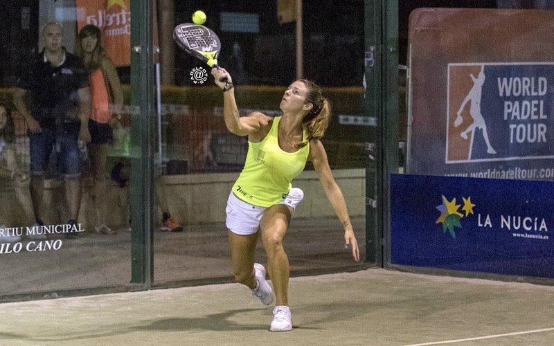 Celeste Paz regresa a la competición y jugará el Jaén Open
