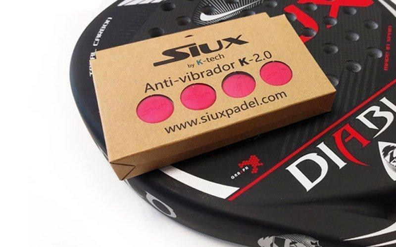 Siux lanza sus nuevos antivibradores para mejorar la experiencia de juego