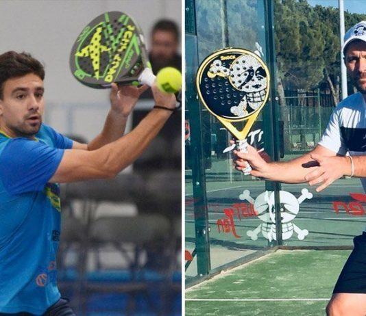 Jordi Muñoz y Aris Patiniotis, nueva pareja World Padel Tour a partir del Valladolid Open