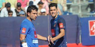 Conoce todos los resultados de los cuartos del Valladolid Open