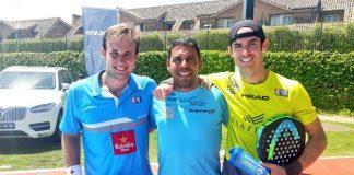 Swedish Padel Open: 4 parejas consiguen hacerse con un billete para Bastad
