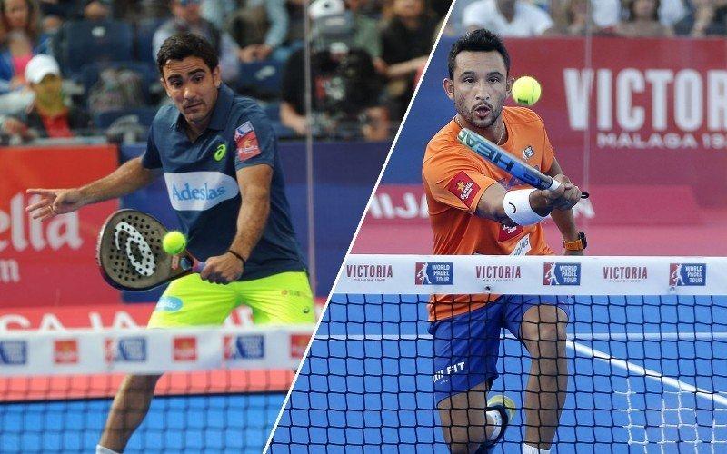 Sanyo Gutiérrez y Pablo Lima se juegan el número 1 en el Lugo Open