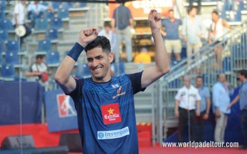 Maxi Sánchez se convierte en el número 1 del mundo