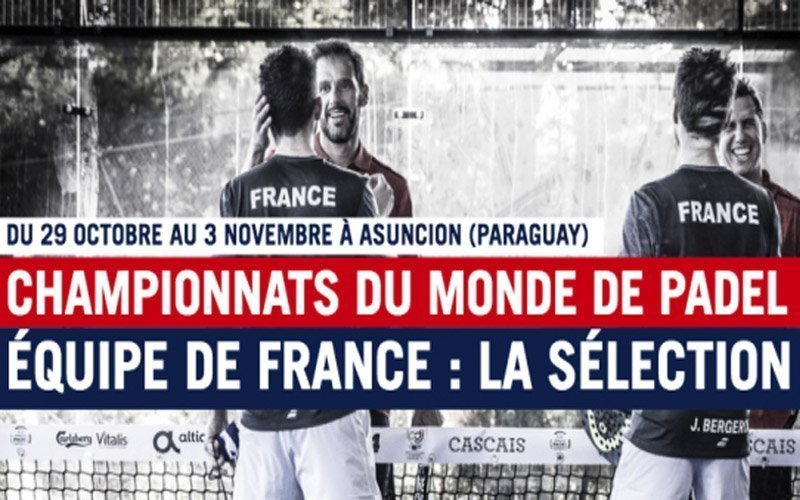 Conoce a los integrantes de la Selección Francesa para el Mundial de Paraguay