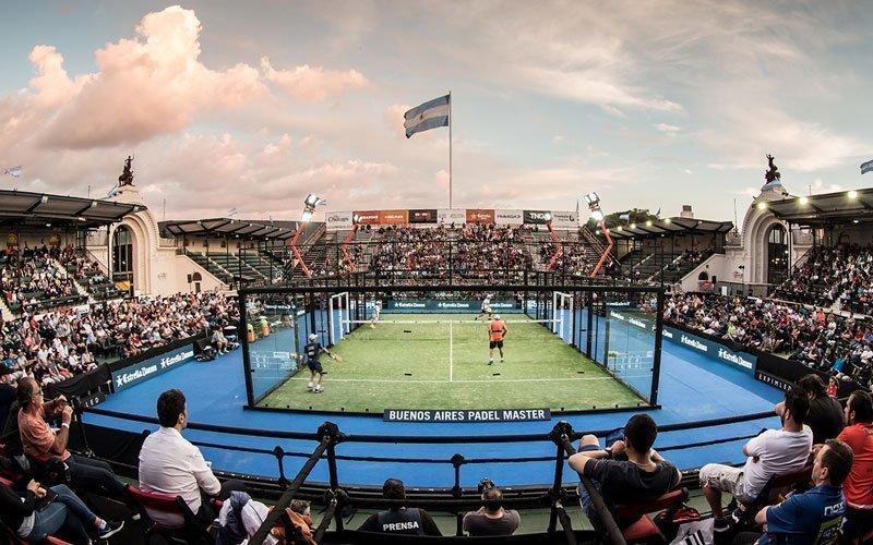 Arranca el Buenos Aires Padel Master