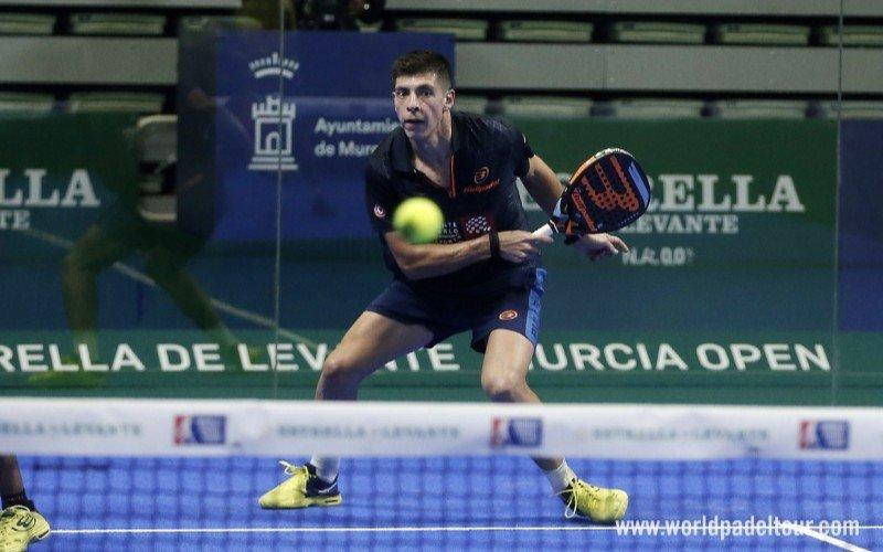 Conoce los cambios principales en el ranking tras el Murcia Open