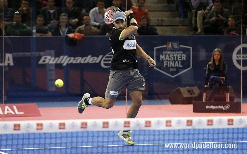 Resultados de la segunda jornada de los cuartos del Master Final 2018