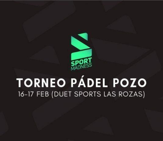 Arranca el I Torneo Pádel Pozo del 2019 en las instalaciones del Duet Sports de Las Rozas