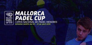 La primera edición del torneo de menores Mallorca Padel Cup arrancará en Semana Santa
