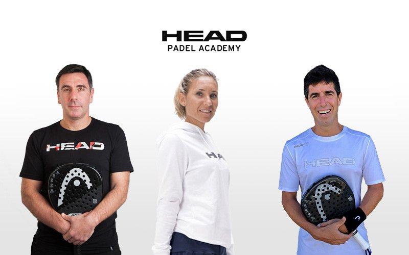 Head Padel Academy iniciará su andadura en Barcelona del 4 al 5 de mayo