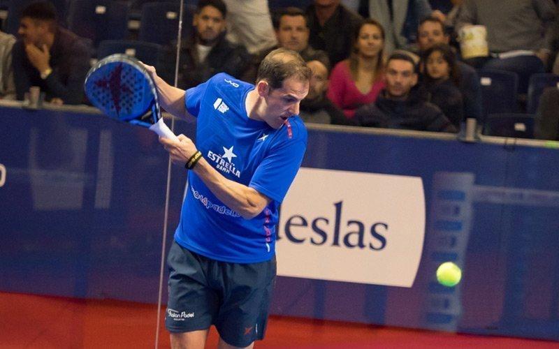Juan Martín Díaz se perderá la próxima cita, el Alicante Open