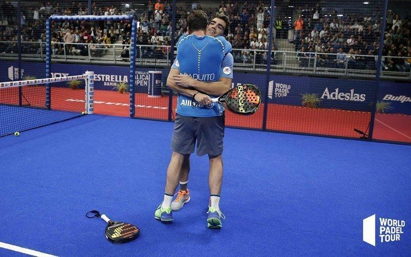 Resultados de las semifinales del Alicante Open en el turno de mañana