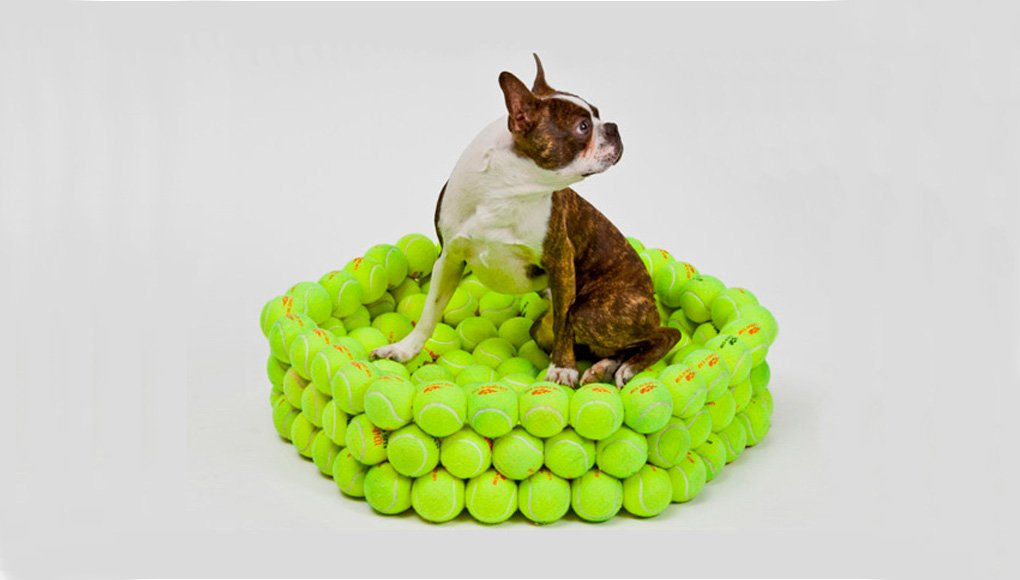 ¿Qué podemos hacer con nuestras pelotas de pádel o tenis usadas? Te damos 20 ideas para reutilizarlas
