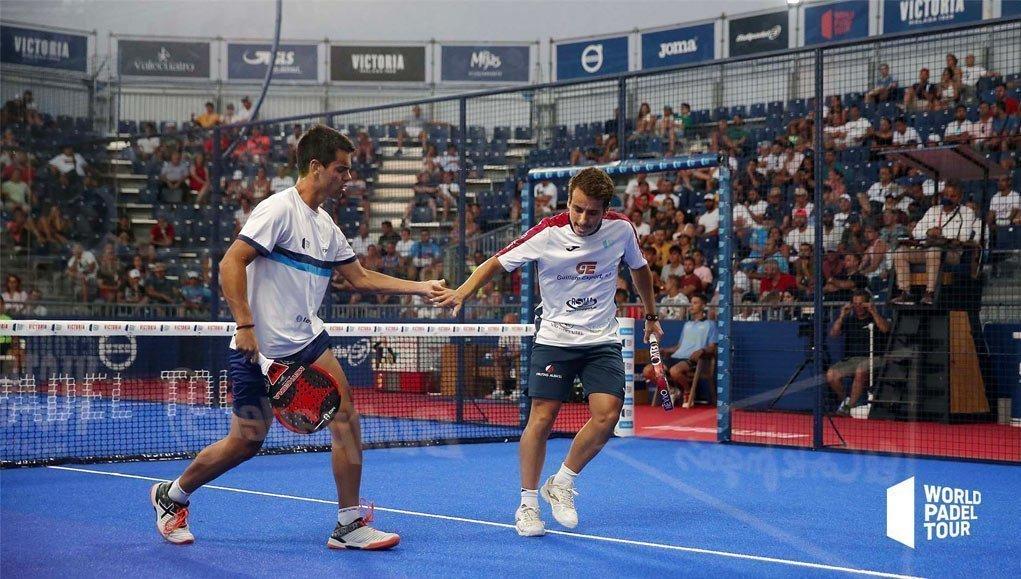 2 parejas españolas sacuden los cuartos del Mijas Open